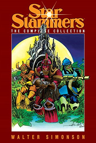 Star Slammers: The Complete Collection: Simonson, Walter