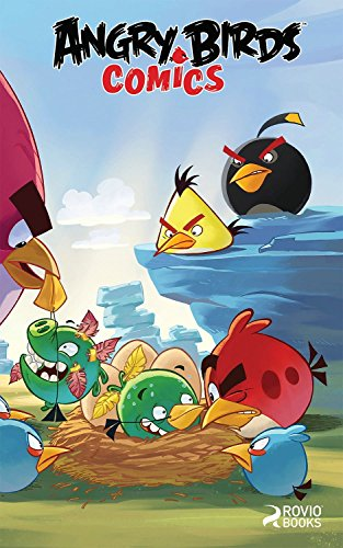 Angry Birds Comics Volume 2: When Pigs Fly: Tobin, Paul; Toriseva, Janne; Corteggiani, Francois