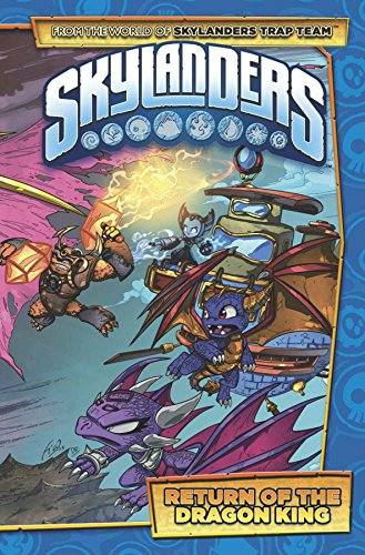 Skylanders: Return of the Dragon King