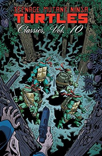 Teenage Mutant Ninja Turtles Classics 10