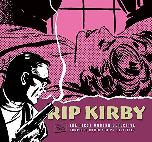 Rip Kirby, Vol. 8: 1964-1967: Fred Dickenson
