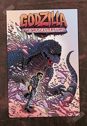 9781631403217: Godzilla: The Half Century War