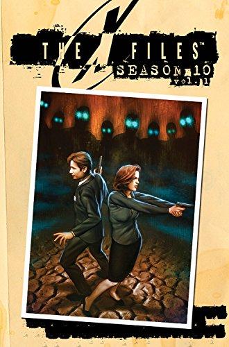 9781631403309: X-Files Season 10 Volume 1