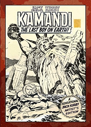 9781631403446: Jack Kirby's Kamandi, The Last Boy on Earth, Vol. 1: Artist's Edition HC