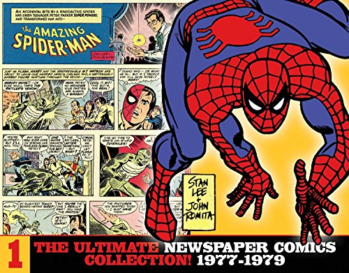 The Amazing Spider-Man: The Ultimate Newspaper Comics Collection Volume 1