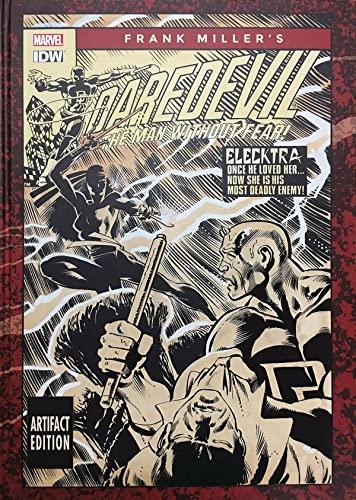 9781631403521: Frank Millers Daredevil Artifact Edition HC