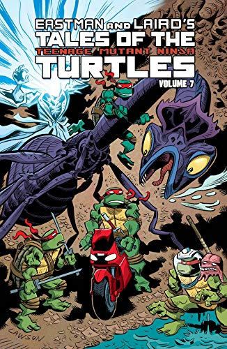 Tales of the Teenage Mutant Ninja Turtles: Jim Lawson, Fernando