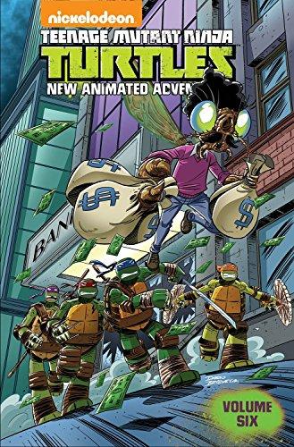 9781631403965: Teenage Mutant Ninja Turtles: New Animated Adventures Volume 6