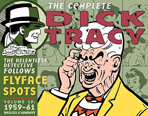 9781631404016: Complete Chester Gould's Dick Tracy Volume 19