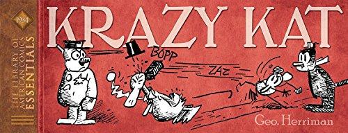 9781631404085: LOAC Essentials Presents King Features Volume 1: Krazy Kat 1934