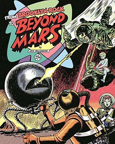 Beyond Mars (Hardcover): Jack Williamson