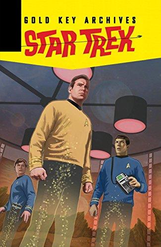 9781631404498: Star Trek: Gold Key Archives Volume 4