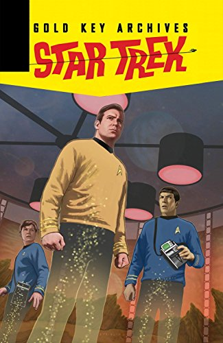 9781631404498: Star Trek: Gold Key Archives Volume 4