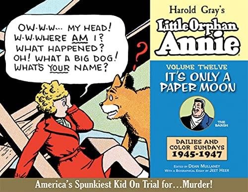 9781631404610: Complete Little Orphan Annie Volume 12