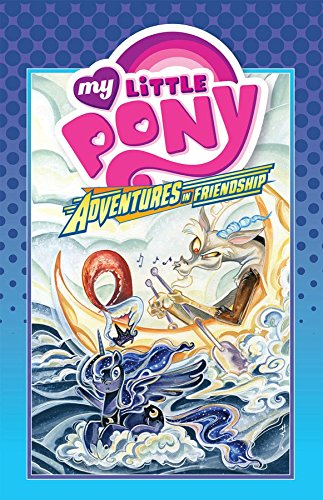 9781631404665: My Little Pony: Adventures in Friendship Volume 4 (MLP Adventures in Friendship)