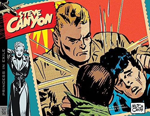 9781631404696: Steve Canyon Volume 6: 1957-1958
