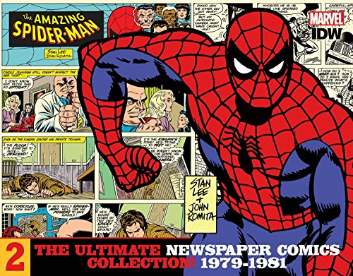 The Amazing Spider-Man: The Ultimate Newspaper Comics Collection Volume 2