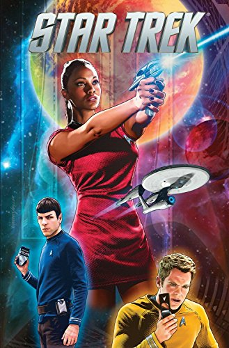 Star Trek Volume 11 (Star Trek Ongoing Tp)