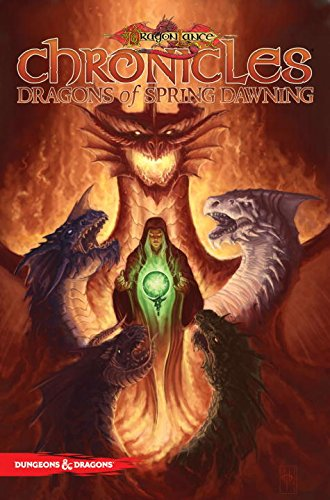 9781631405310: Dragonlance Chronicles Volume 3: Dragons of Spring Dawning