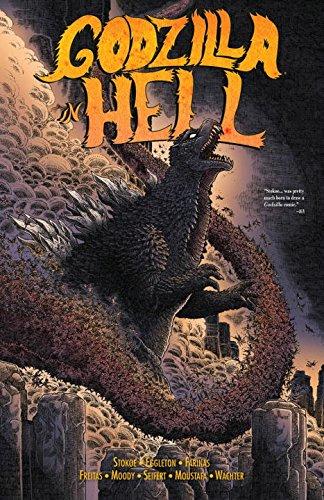 9781631405341: Godzilla in Hell