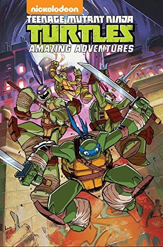 Teenage Mutant Ninja Turtles: Landry Quinn Walker,