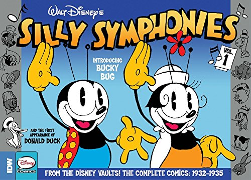 9781631405587: Silly Symphonies Volume 1: The Complete Disney Classics