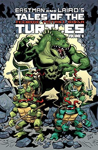 9781631405617: Tales Of The Teenage Mutant Ninja Turtles Volume 8 (Teenage Mutant Ninja Turtles 8)