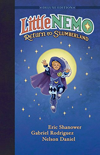 Little Nemo Return to Slumberland Deluxe Edition (Hardcover): Eric Shanower