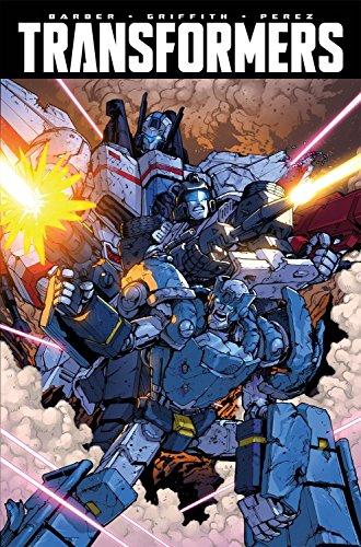 Transformers Volume 8: John Barber