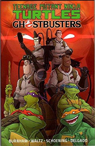 9781631405907: Teenage Mutant Ninja Turtles: Ghostbusters