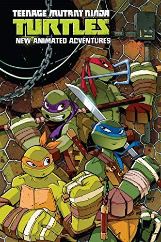9781631405990: Teenage Mutant Ninja Turtles: New Animated Adventures Omnibus Volume 1