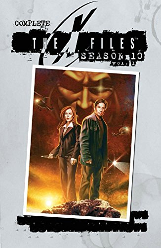 X-Files: Complete Season 10 Volume 1 (The X-Files)