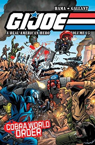 G.i. Joe: a Real American Hero, Vol. 15