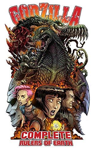 9781631406263: Godzilla: Complete Rulers of Earth Volume 1