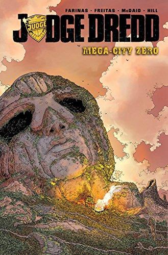 9781631406270: Judge Dredd: Mega-City Zero Volume 1