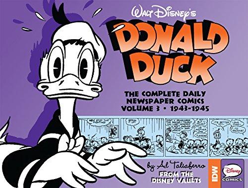 9781631406416: Walt Disney's Donald Duck: The Daily Newspaper Comics Volume 3
