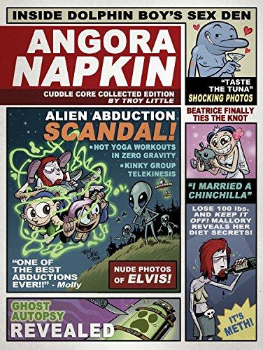 9781631406522: Angora Napkin: Cuddle Core Collected Edition