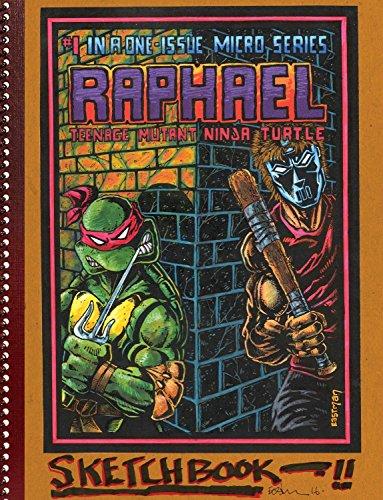 Teenage Mutant Ninja Turtles: The Kevin Eastman Notebook Series: Raphael (Hardcover): N/A