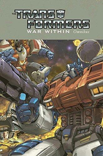 9781631406928: Transformers: War Within Omnibus