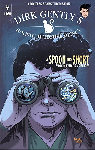 9781631407017: Dirk Gently's Holistic Detective Agency: A Spoon Too Short