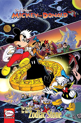 9781631407062: Mickey and Donald: The Search for the Zodiac Stone (Mickey Mouse)