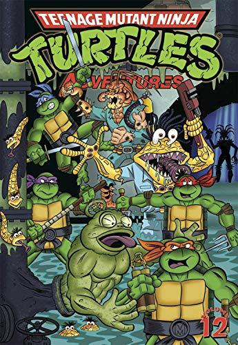 9781631407130: Teenage Mutant Ninja Turtles Adventures Volume 12