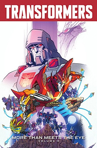 9781631407161: Transformers: More Than Meets The Eye Volume 10
