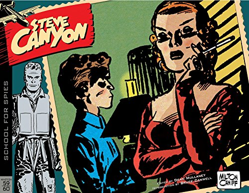 9781631407437: Steve Canyon Volume 7: 1959–1960 (The Complete Steve Canyon)