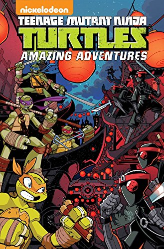 9781631407475: Teenage Mutant Ninja Turtles: Amazing Adventures Volume 3