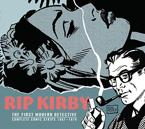 Rip Kirby Volume 9 (Hardcover): Fred Dickenson