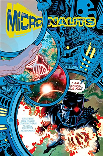9781631407550: Micronauts Volume 1: Entropy