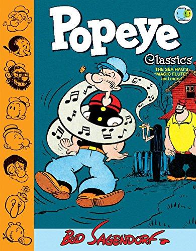 9781631407727: Popeye Classics Volume 9: The Sea Hag's Magic Flute and More