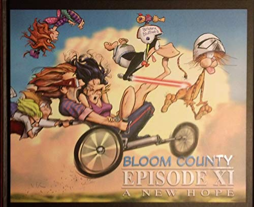 9781631407888: Bloom County Episode XI: A New Hope