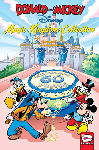 9781631407963: Donald and Mickey: The Magic Kingdom Collection (Walt Disney's Comics & Stories)